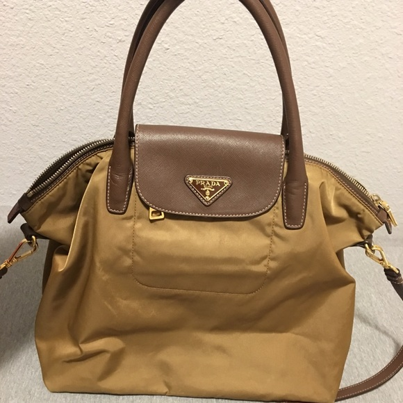 aba2813517eb73 ... leather trim shoulder tote bag 1ba843 handbags queen bee f3440 5add3;  new style prada tessuto saffiano nylon tote bn2107 09f83 6b75b
